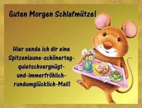 Wunsche guter tag