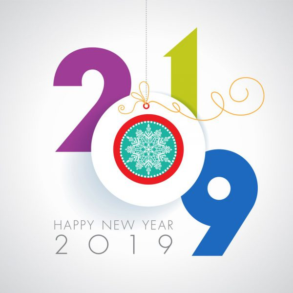Happy 2019 image wishes - Happy 2019 image wishes