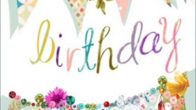 Best bday greetings Image 390x220 - Best bday greetings Image