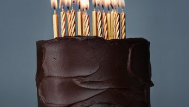 Birthday cake and wishes Image 390x220 - Birthday cake and wishes Image
