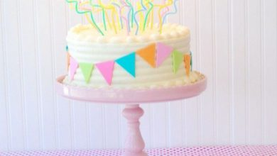 Birthday cake design Image 390x220 - Birthday cake design Image