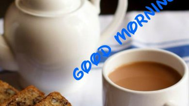 Coffee and Breakfast Greeting Good images good morning Images 390x220 - Coffee and Breakfast Greeting Good images good morning Images