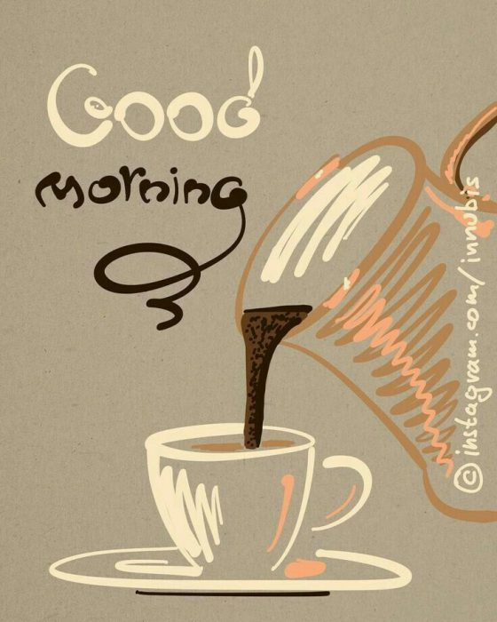 Coffee and Breakfast Greeting The good day Images - Coffee and Breakfast Greeting The good day Images