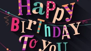Good happy birthday messages Image 390x220 - Good happy birthday messages Image