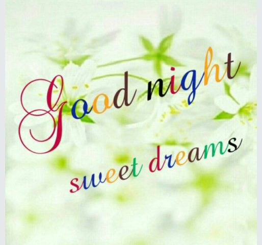 Great good night messages image - Great good night messages image