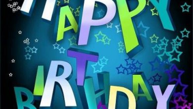 Happy bday wishes Image 390x220 - Happy bday wishes Image