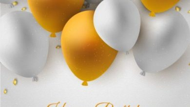 Happy bday words Image 390x220 - Happy bday words Image