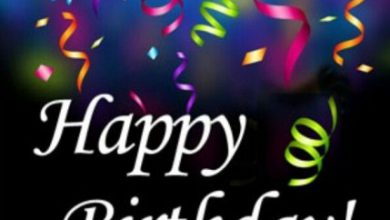 Happy birthday wishes and quotes Image 390x220 - Happy birthday wishes and quotes Image