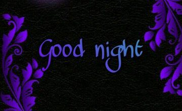 I good night image 360x220 - I good night image
