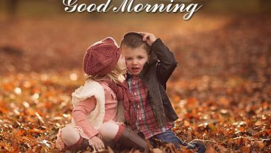 New good morning kids photos 390x220 - New good morning kids photos