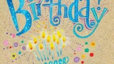 New happy birthday wishes Image 390x220 - New happy birthday wishes Image