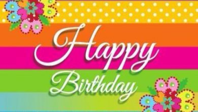 Nice bday quotes Image 390x220 - Nice bday quotes Image