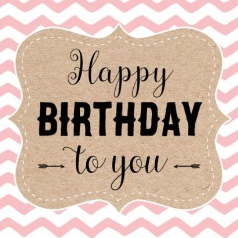 Nice thoughts for birthday Image - Nice thoughts for birthday Image