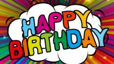 Perfect happy birthday message Image 390x220 - Perfect happy birthday message Image