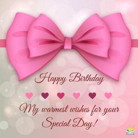 Wishes greeting happy birthday Image - Wishes greeting happy birthday Image