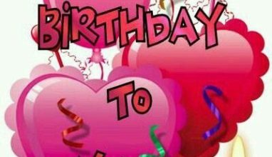 Wonderful birthday wishes Image 382x220 - Wonderful birthday wishes Image