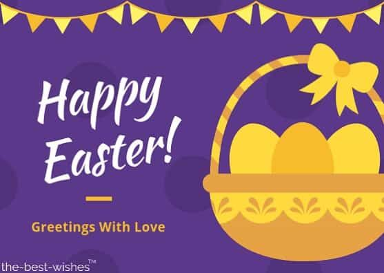 Easter Well Wishes - Easter Well Wishes
