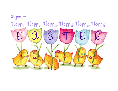 Easter Wish Greeting Cards - Easter Wish Greeting Cards