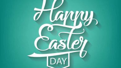 Happy Easter Thank You 390x220 - Happy Easter Thank You