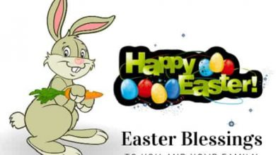 Happy Easter Thoughts 390x220 - Happy Easter Thoughts