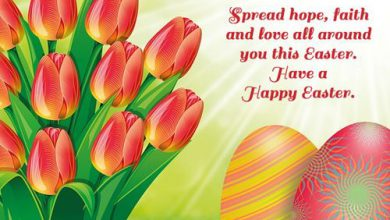 Happy Easter To My Family And Friends 390x220 - Happy Easter To My Family And Friends