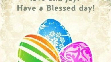 Happy First Easter Wishes 389x220 - Happy First Easter Wishes