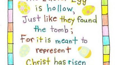 Have A Blessed Easter Message 390x220 - Have A Blessed Easter Message