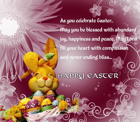Wishing Easter Blessings - Wishing Easter Blessings