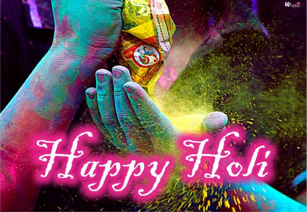 Holi Greetings In Marathi - Holi Greetings In Marathi