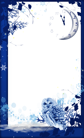 Wonderful Winter photo frame - Wonderful Winter photo frame