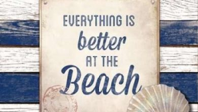 Funny Beach Quotes image 390x220 - Humorous Seaside Quotes picture